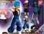 BANDAI DRAGON BALL Z Super HG Vol.7 5 type set Japan import NEW