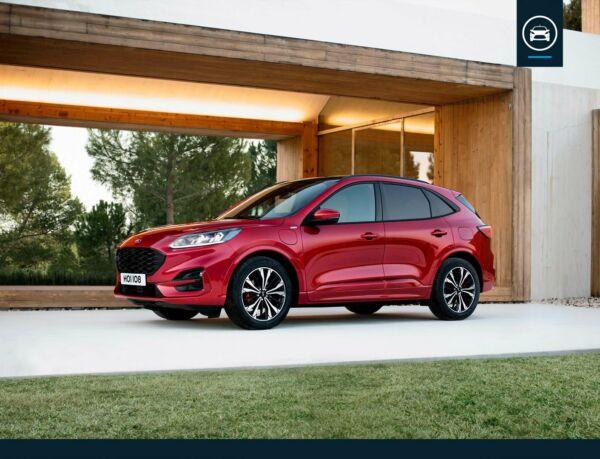 Ford Kuga 2,5 PHEV Trend CVT - billede 4