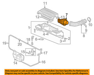 details about honda oem 06 09 s2000 engine air cleaner filter element 17220pzx505 S2000 Engine Diagram
