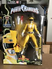 Mighty Morphin Power Rangers Legacy Yellow Ranger