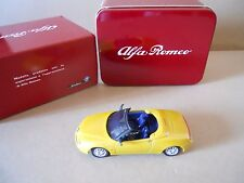 ALFA ROMEO Alfa SPIDER 1995 1:43 Die Cast Model SOLIDO in metal box [MV00]