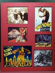 King Kong Vintage Fay Wray Movie Poster 3