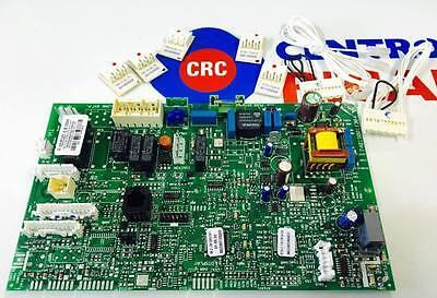 SCHEDA PRINCIPALE RICAMBIO CALDAIE ORIGINALE MTS GROUP CODICE CRC60001605-06