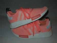 f983f9436 Adidas BY3034 NMD R1 Sun Glow Footwear White Haze Coral WO S Size 9 (