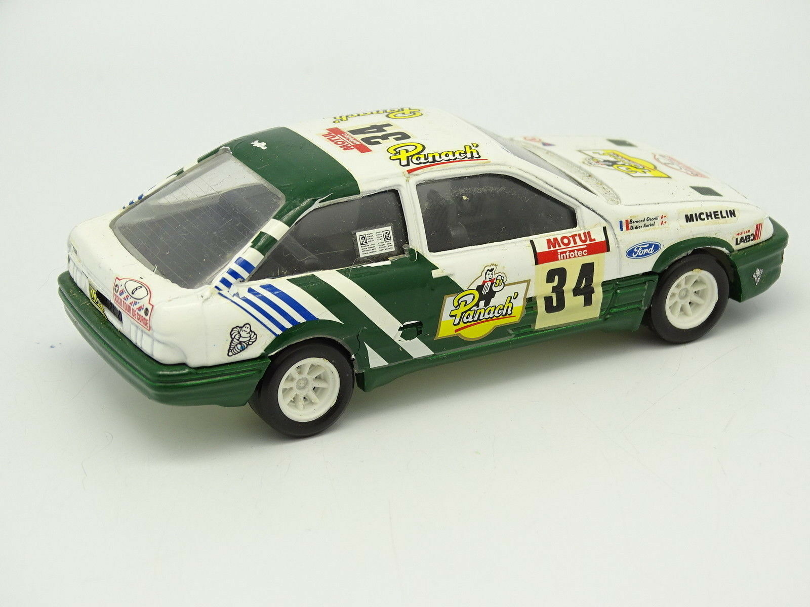 Verem + + + Transkit SB 1 43 - Ford Sierra Cosworth Tour de Corse 1988 Auriol 94c5ca