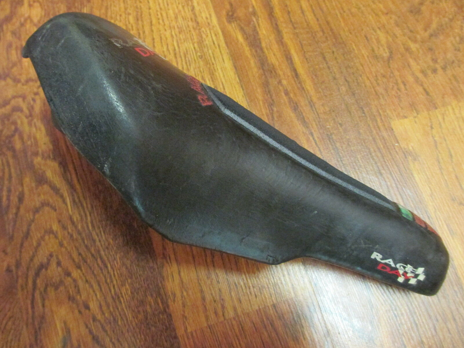 VINTAGE BONTRAGER SELLE SAN MARCO RACE DAY MOUNTAIN BIKE RACING SADDLE