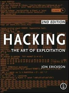 Hacking the art of exploitation by jon erickson 2008 paperback hacking the art of exploitation by jon erickson 2008 paperback new edition 2000brand new free shipping fandeluxe Images