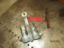 Ih Farmall 460 340 Many Others Rear Hydraulic Remote Couplers Antique Tractor