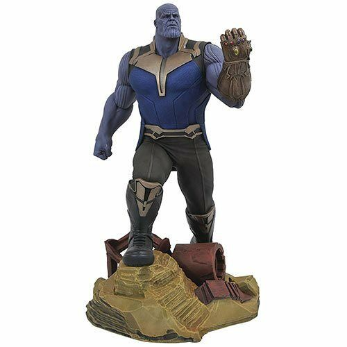 Marvel Gallery Avengers  Infinity War Thanos 11  Statue Diamond Select Toys -PVC