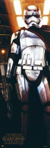 Poster puerta Star Wars Capitan Phasma