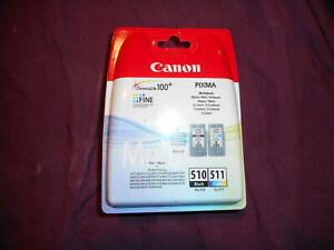 Cartouches-d-encre-Canon-PG-510-CL-511-Canon-510-511