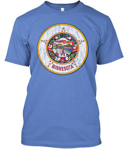 Minnesota-State-Flag-Premium-Tee-T-Shirt