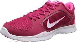 Nike Womens Ladies Flex 4 Running Pink Trainers UK 5 EU 38.5 NEWFREE POSTAGE