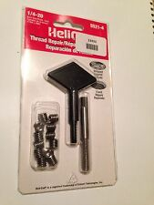 New Helicoil 1/4-20 Complete Thread Repair Kit W/12 Inserts Never Opened
