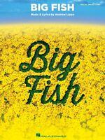Big Fish Sheet Music Vocal Selections Book 000125618