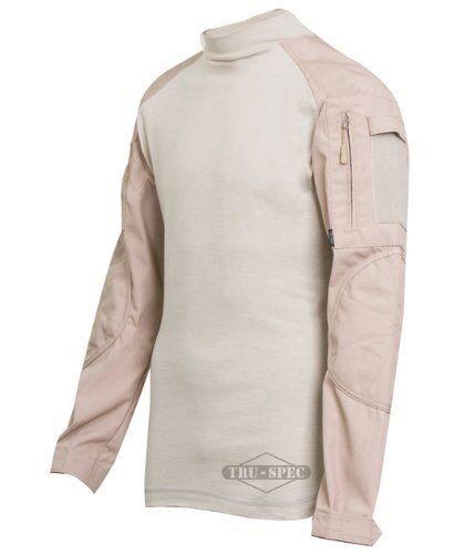 Atlanco 2554005 Tactical Response Uniform Combat Shirt, Large-Regular, Polyester