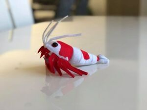 Shrimp Plush Toy Stuffed Animal 6 Inch Ebay