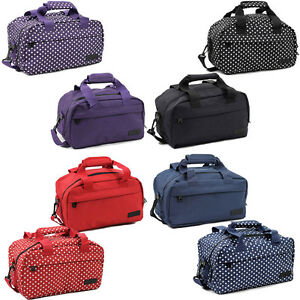 ryanair small second hand luggage travel shoulder cabin bag fits within 35x20x20 ebay. Black Bedroom Furniture Sets. Home Design Ideas