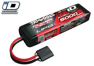 Traxxas 2872X 3S 11.1V 5000 25C LiPo Battery w/iD Connector