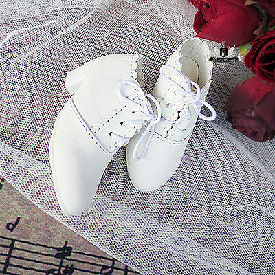 1/3 BJD Shoes Dollfie DREAM Lolita white Shoes Luts AOD DOD SOOM EID MID DZ DD
