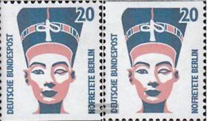 BRD-1398C-1398D-kompl-Ausg-postfrisch-1989-Sehenswuerdigkeiten-V