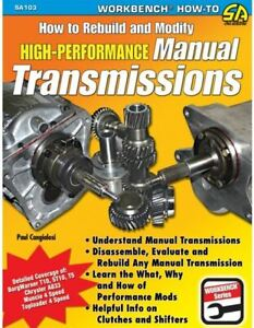 Borg-Warner-T10-Super-T10-T-5-Ford-Top-Loader-Transmission-Rebuild-Manual