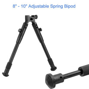 8-034-10-034-Adjustable-Spring-Sniper-Bipod-Air-Rifle-Gun-Stand-for-Hunting-Shooting