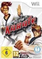 Nintendo Wii +Wii U KARATE All Star International Neuwertig