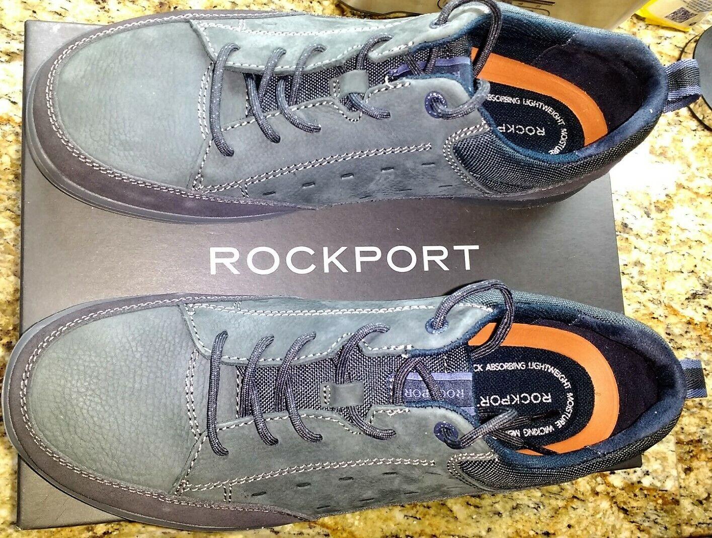Rockport Men's Rydley Lace Up Up Up Athletic New Dress blu scarpe CG8396  NEW  12d9da