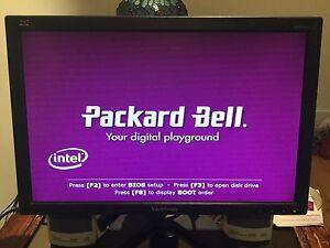 PACKARD BELL DESKTOP COMPUTER ISTART D2391 & MOUSE AND ...