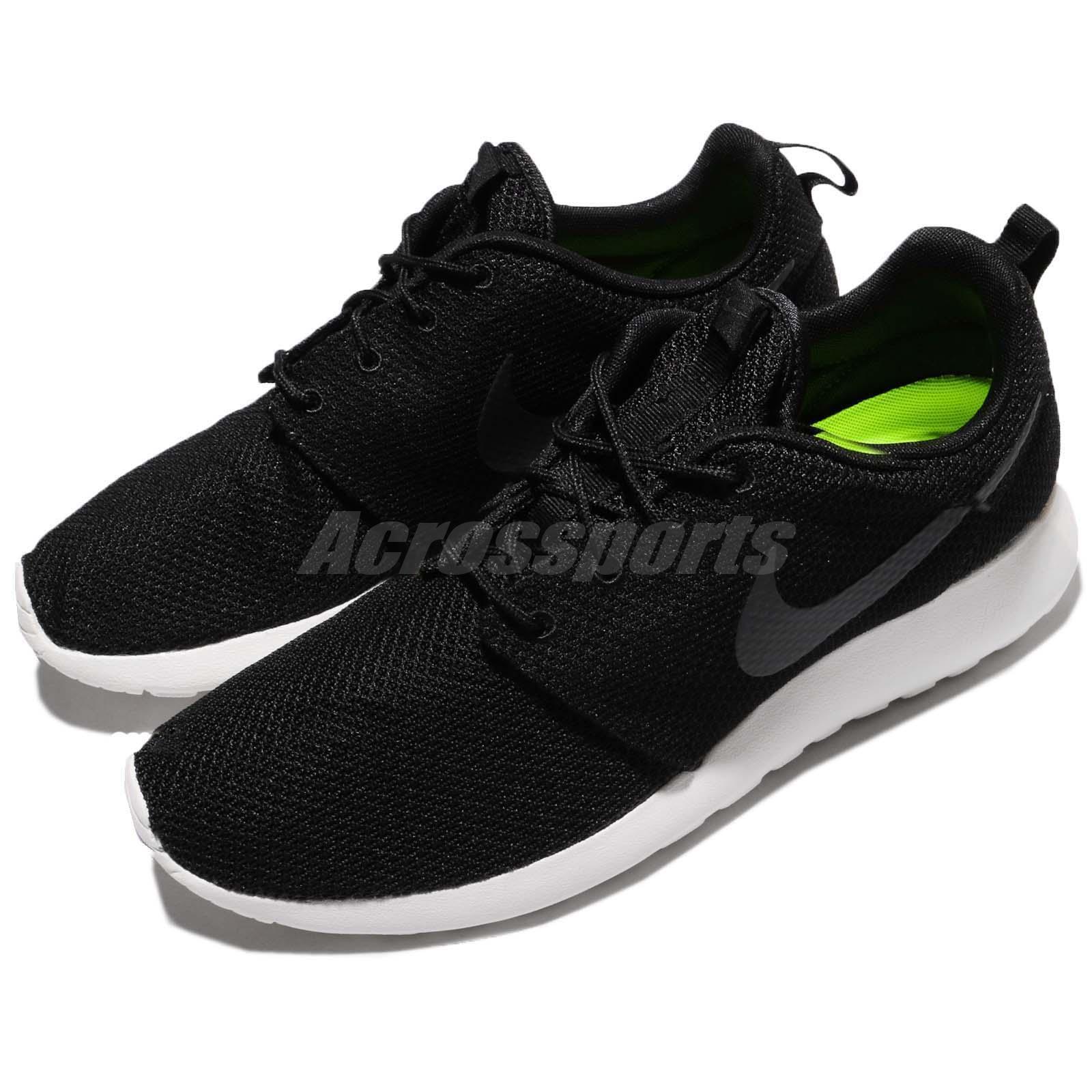 Nike Roshe One hombres Deporteswear Correr Informales Zapatos  One Roshe Rosherun Zapatillas 511881010 156058