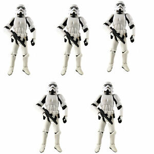 "Rare Hasbro Star Wars Stormtroopers OTC Trilogy 3.75/"" Action Figure"