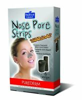 Purederm Charcoal Nose Pore Strips (24 Strips)