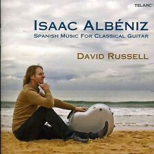 David Russell - Spanish Music for Classical Guitar [New CD]