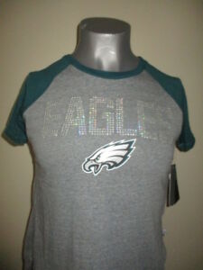 037533804c7 Image is loading NFL-Womens-Bling-T-Shirt-Pick-Your-team
