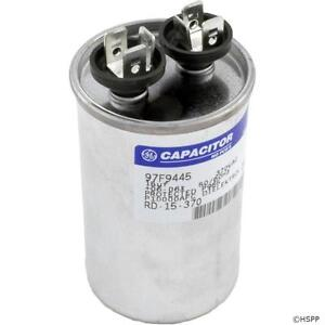 Pool Hot Tub Pump Motor Run Capacitor 15uf 370v 1 3 4 Quot X2 7