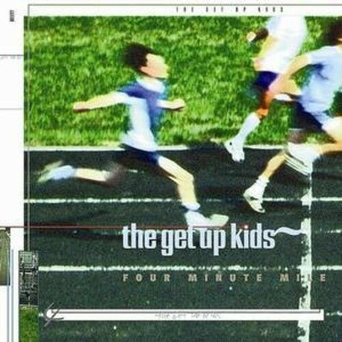 The Get Up Kids - Four Minute Mile [New Vinyl]