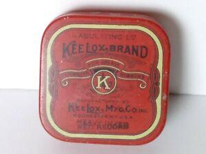 Vintage KeeLox Typewriter Ribbon original box