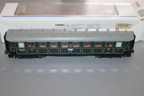 Spur H0 OVP Märklin 41351 4-Achser Schnellzugwagen 3.Klasse K.Bay.Sts.B