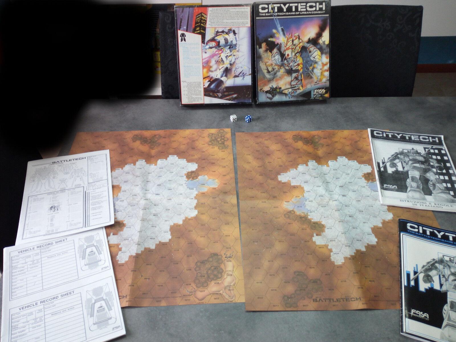 Cittàtech Fasa gioco da tavolo tavolo tavolo tavolagioco 9e807c