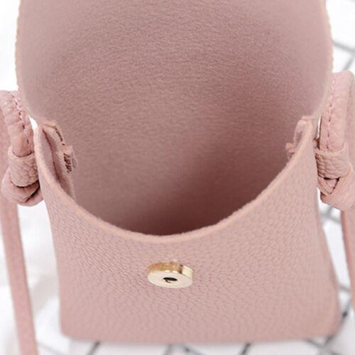 Small Cross Over Body Bag Ladies Shoulder Handbag Purse Women Messenger Satchel