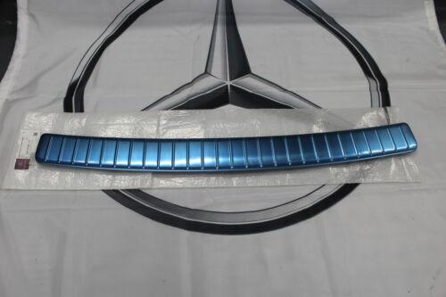 Genuine Mercedes-Benz W164 ML Rear Bumper Silver Load Plate Trim A1648800111 NEW