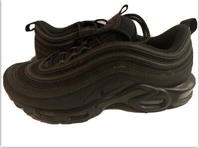 Rare Nike Air Max Plus 97 Black