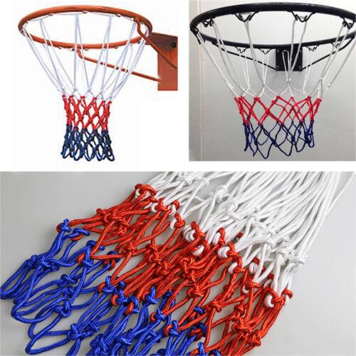 Hanging Basketball Wall Mounted Goal Hoop Rim Net Sports Netting Indoor Outdoor