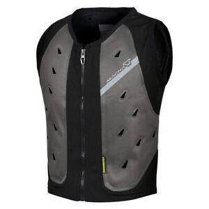Macna Cooling Vest EVO Gilet Rinfrescante - Grigio, L/XL