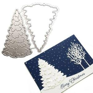 DIY-Christmas-Tree-Metal-Cutting-Dies-Stencil-Scrapbooking-Embossing-Card-Crafts