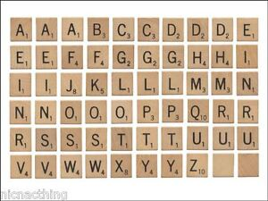 any scrabble letter drink coaster ideal present bargain price