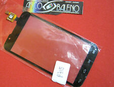 TOUCH SCREEN ORIGINALE per LG OPTIMUS L7 2 II DUAL P715 DISPLAY VETRO Cover NERO