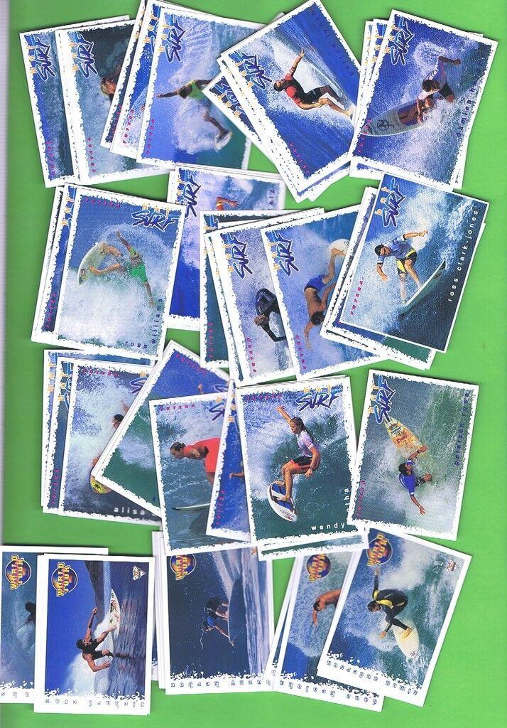 T28.  SET OF 1993 & 1994  AUSTRALIAN SURFING CARDS