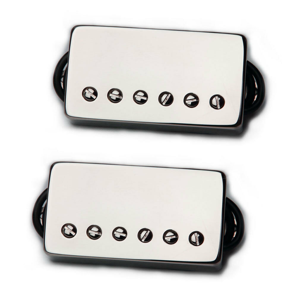 Bare Knuckle Pickups Stiefel Camp Old Guard Humbucker Set (Nickel, 50 mm)